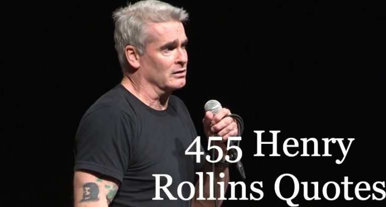 455 Henry Rollins Quotes On Woman, Solipsist, Goodreads