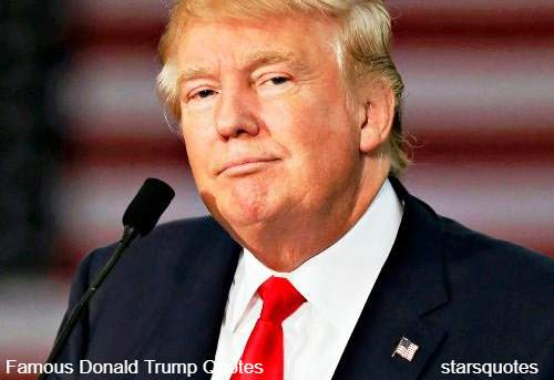 Donald John Trump is America's 45th and current President. He was a businessman and TV personality before he became a politician. Trump was bornJune 14, 1946 and raised in Queens, New York City, and graduated from the Wharton School of economics.
