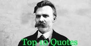 Friedrich Nietzsche Quotes On Life, Death, Love, Truth, God, Dancing