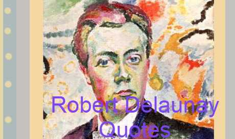 Robert Delaunay was born 12 April 1885 – 25 October 1941 as a French artist who co-founded the Orphism art movement with his wife Sonia Delaunay and others, known for its use of bright colors and geometric shapes. His subsequent work was more abstract. His main influence was the bold use of colour, and a strong appreciation of both detail and tone experimentation. Robert-Delaunay-Quotes,-Bio,-at-starsquotes