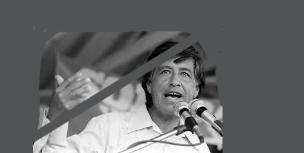 The American labor leader, community organizer, and Latin American civil rights activist César Estrada Chávez (31 March 1927–23 April 1993) was American. Together with Dolores Huerta he co-founded the NFWA that subsequently merged with the United Farm Workers Union (UFW). Ideologically, his worldview combined Roman Catholic social teachings with leftistic politics.
