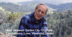 Henri Jozef Machiel Nouwen was a Dutch Catholic priest, professor, writer and theologian (January 24, 1932 – September 21, 1996). His interests had their roots in psychology, pastoral ministry, spirituality, social justice, and community. Nouwen has been strongly influenced throughout the course of his life by the work of Anton Boisen, Thomas Merton, Rembrandt, Vincent van Gogh and Jean Vanier. After nearly two decades of teaching at academic institutions including Notre Dame University, Yale Divinity School, and Harvard Divinity School, Nouwen went on to work at the L'Arche Daybreak community in Richmond Hill, Ontario with individuals with intellectual and developmental disabilities.