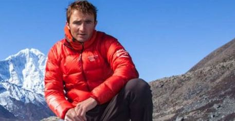 Ueli Steck was a Swiss rock climber and mountaineer, born 4 October 1976 to 30 April 2017. Through his notoriously challenging South Face, he was the first to climb Annapurna solo and set speed records on the Alps' North Face trilogy He won two awards for Piolet d'Or, in 2009 and 2014. Having previously summitted Mount Everest, Steck died on April 30, 2017 after falling for an attempt on the Hornbein route on Everest 's West Ridge without supplementary oxygen during an acclimatizing climb.