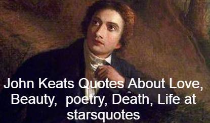 """John Keats (31 October 1795-23 February 1821) was a Romantic poet from England. He was one of the leading figures in the second generation of Romantic poets, along with Lord Byron and Percy Bysshe Shelley, despite having published his works at the age of 25 just four years before his death from tuberculosis. Although his poems during his lifetime were generally not well received by critics, his reputation grew after his death, and by the end of the 19th century he had become one of the most beloved of all English poets. He had a huge influence on a diverse variety of poets and authors. Jorge Luis Borges claimed that the most important literary experience of his life was his first contact with Keats' work. Keats' poetry is characterized by sensual imagery, in the sequence of odes most notably. This is characteristic of romantic poets, as they were aimed at accentuating intense emotion through a reliance on natural imagery. Today his poems and letters are among the most famous in English literature and are most analyzed. Some of Keats' most celebrated plays are """"Ode to a Nightingale,"""" """"Sleep and Poetry"""" and the famous sonnet """"On First Looking into the Homer of Chapman"""""""
