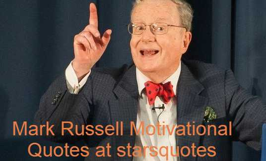 Mark Russell (born 23 August 1932) is an American actor and political satirist. He is best known for his series of semi-monthly PBS television comedy specials from 1975 to 2004. His performances were a mixture of political stand-up comedy covering current affairs and musical parodies that accompanied him on his American flag-themed piano signature. Beginning in the early 1960s he was a frequent entertainer at the Washington, D.C., Shoreham Hotel.