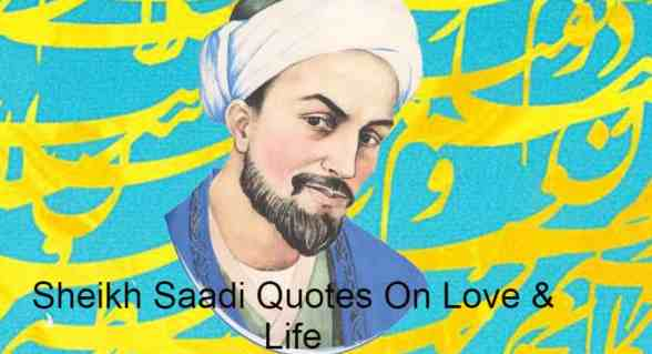 """Saadi was a leading Persian poet and prose writer from the medieval period. He was born in 1210; died in 1291 or 1292. His values and the depth of his social and moral thoughts are wellknown to him. Saadi is generally considered to have received the nickname """"master of voice"""" among the persian scholars as one of the greatest poets of classical literature. In the Western cultures he was also quoted. According to The Guardian, Bustan is regarded as one of the 100 biggest books ever. According to others, shortly after 1200 Saadi was born in Shiraz, Iran and others between 1213 and 1219. In 1258 in the Golestan, he obviously says, """"O you who have lived and are still asleep fifty years,"""" in lines addressed to him. Another evidence is that one of his Qassida poems he says that, when the Mongols arrived at Fars his house, he left home for foreign lands, which was a reality in 1225."""