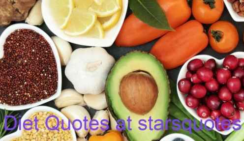 Diet Quotes On Weight loss, Healthy Food, Starvation