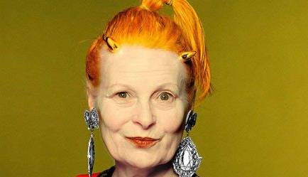 Dame Vivienne Isabel Westwood DBE RDI (born 8 April 1941) is a British fashion designer and businesswoman, who is primarily responsible for the mainstreaming of new punk and wave fashions.