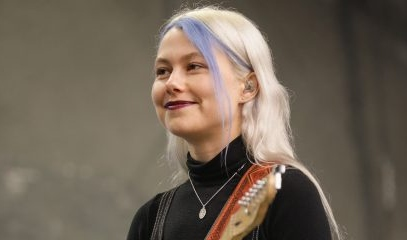 Phoebe Bridgers Quotes About String, Fire, Colbert, Age, Influences