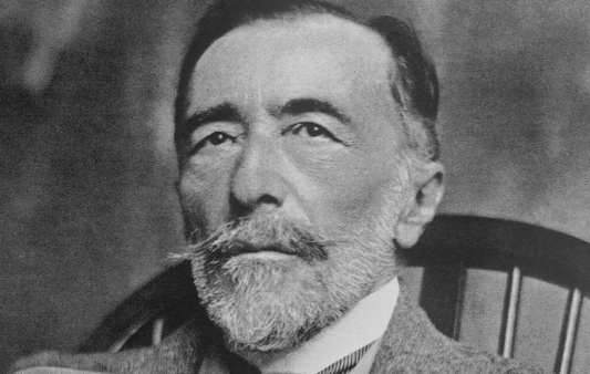 Joseph Conrad Quotes About Writing, Heart Of Darkness