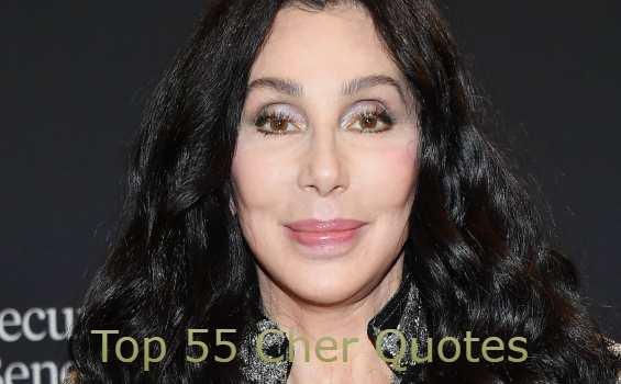 Cher Quotes