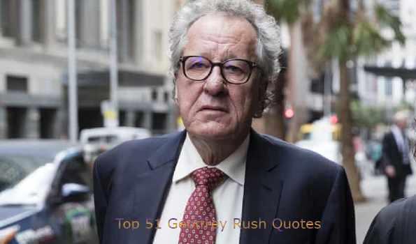 Geoffrey Rush Quotes
