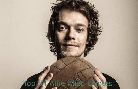 Alfie Allen